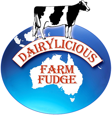 Dairylicious Farm Fudge Logo