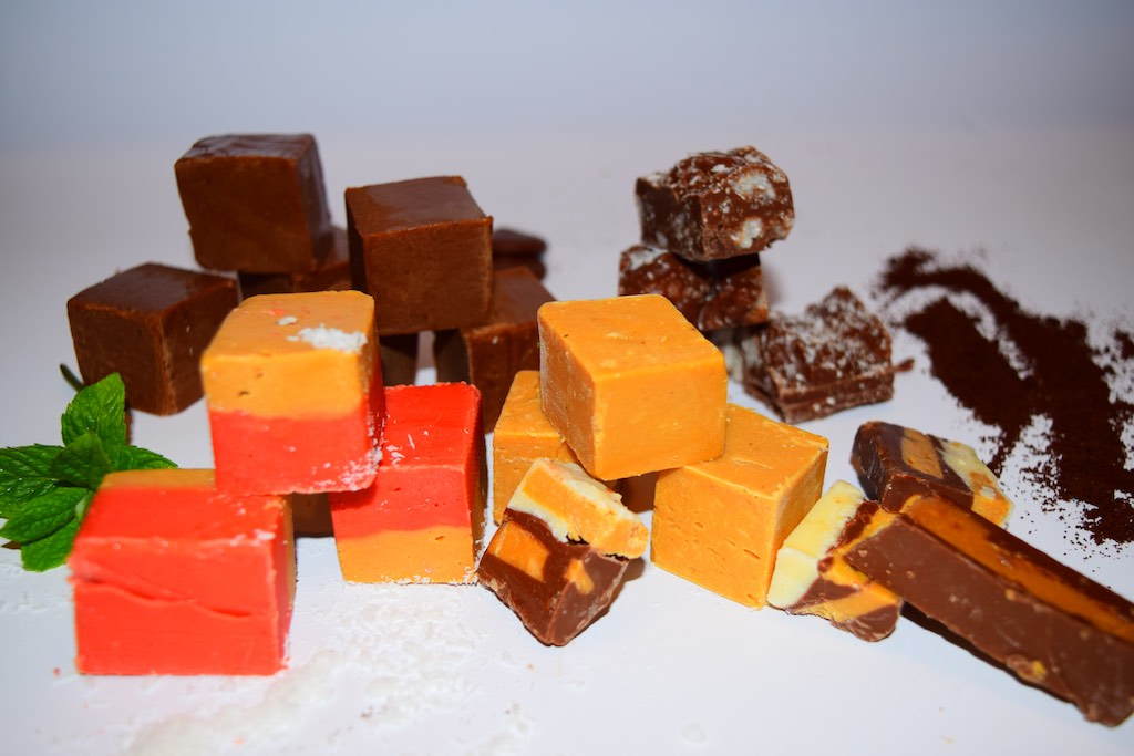 Delicious Farm Fudge
