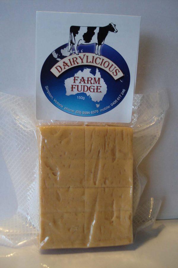 Dairylicious Farm Fudge - Creamy Caramel - Cryo