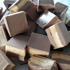 Dairylicious Farm Fudge - Salted Caramel