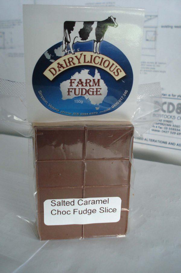 Dairylicious Farm Fudge - Salted Caramel - Cryo