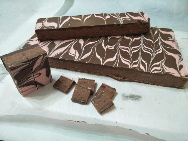 Dairylicious Farm Fudge - Cherry Coconut